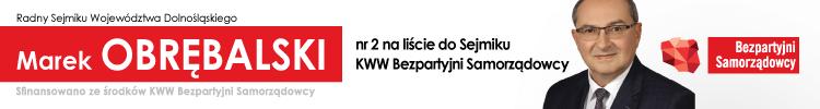 materiał wyborczy KWW Bezpartyjni Samorządowcy